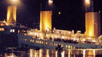🖖Behind the scenes footage of the 1997 Titanic movie - imagens dos bastidores do filme Titanic 1997