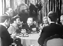 Kraft Televisión Theatre (1956) First Class Dining Room