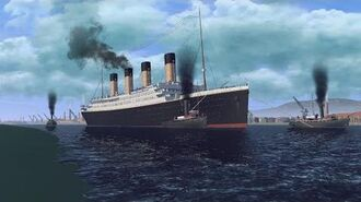 The Sea Trials of the R.M.S. Titanic
