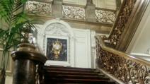 Grand Staircase in S.O.S. Titanic (1979)