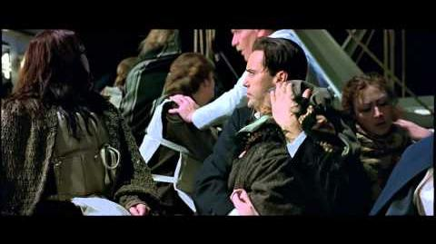 "Titanic, 1997 Deleted scene ""I'm not going"" HD 1080p"