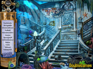 Hidden Expedition Titanic Grand Stair Case
