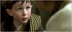 Petit garçon irlandais
