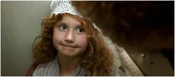 Petite fille irlandais