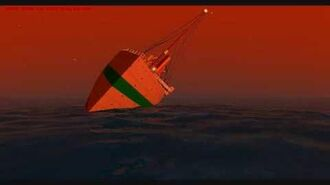 Sinking of Britannic