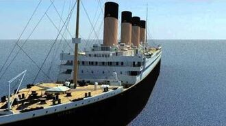Titanic 3DS Max HD Animation more realistic screenshots