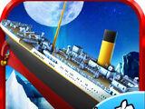 Titanic Iceberg Escape Historical Ship Parking 3D Drive Game