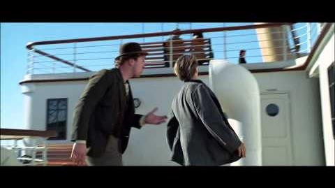 Titanic, 1997 Deleted scene Sneaking Into First Class HD 1080p