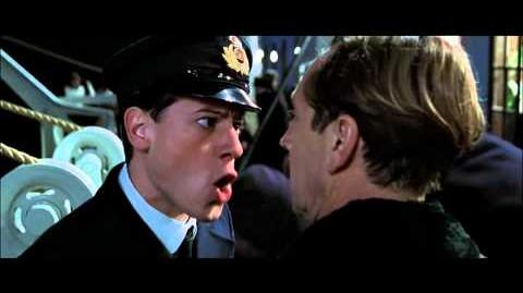 Titanic, 1997 Deleted scene Ismay Panics HD 1080p