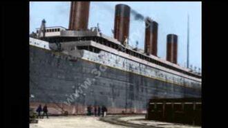 Titanic Footage Colorization 02