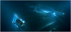 Mir 1 et 2 épave Titanic