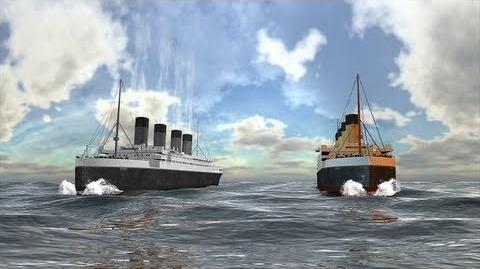 Australian businessman unveils plans for Titanic 2