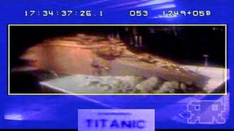 "Lost ""Titanic"" footage found on old computer! Commodore Amiga 4000 raw video"