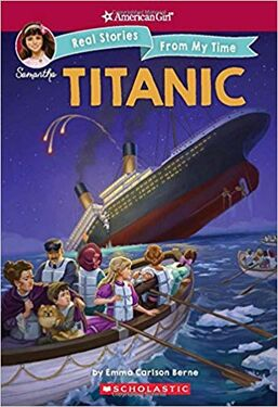 Titanic American Girl Real Stories from My Time
