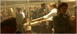 Jack danse avec Cora