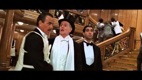 Titanic, 1997 Deleted scene Guggenheim and Astor HD 1080p