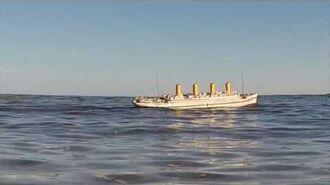 BRITANNIC sinking 100th anniversary