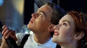 Titanic - Deleted Scene - Shooting Star HD 1st-Class Promenade, Boat Deck, Saturday April 13th, 1912 after 10 00pm