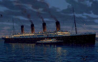 Titanic&NomadicCherbourg