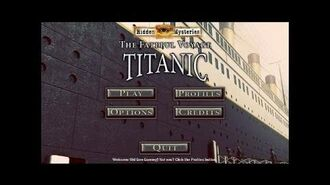 Hidden Mysteries The Fateful Voyage - Titanic Gameplay