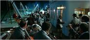 Orchestre sur le pont naufrage
