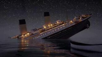 Titanic Honor And Glory Sinking Scene