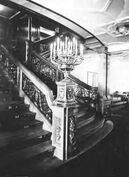 Titanic's 1st Class Forward Grand Staircase Level 3