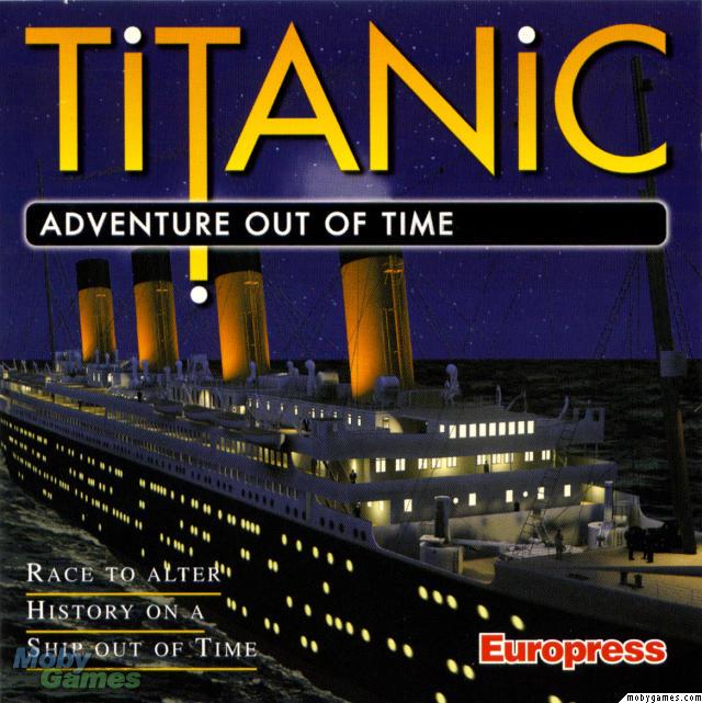 Titanic Adventure Out Of Time Titanic Wiki Fandom