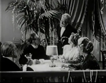 Time Telephone (1957) First Class Dining Room