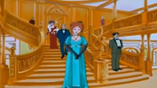 Grand Staircase in Titanic The Legend Goes On (2000)