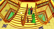 Grand Staircase in In Search Of The Titanic (2004)