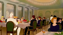 The Legend Of The Titanic (1999) First Class Dining Room