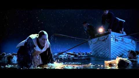 Titanic, 1997 Deleted Scene Chinese Man Rescue HD 1080p