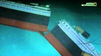 Titanic The Final Sinking Animation