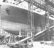 Titanic superstructure