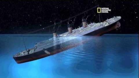 2012 Titanic Sinking Simulation