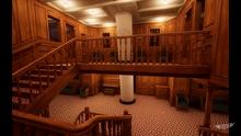 TitanicHonorAndGlorySecondClassAftStaircase