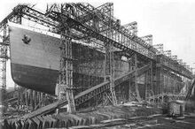 Britannic launch