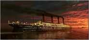Titanic ville flottante