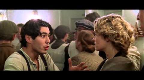 Titanic, 1997 Deleted scene Farewell to Helga HD 1080p