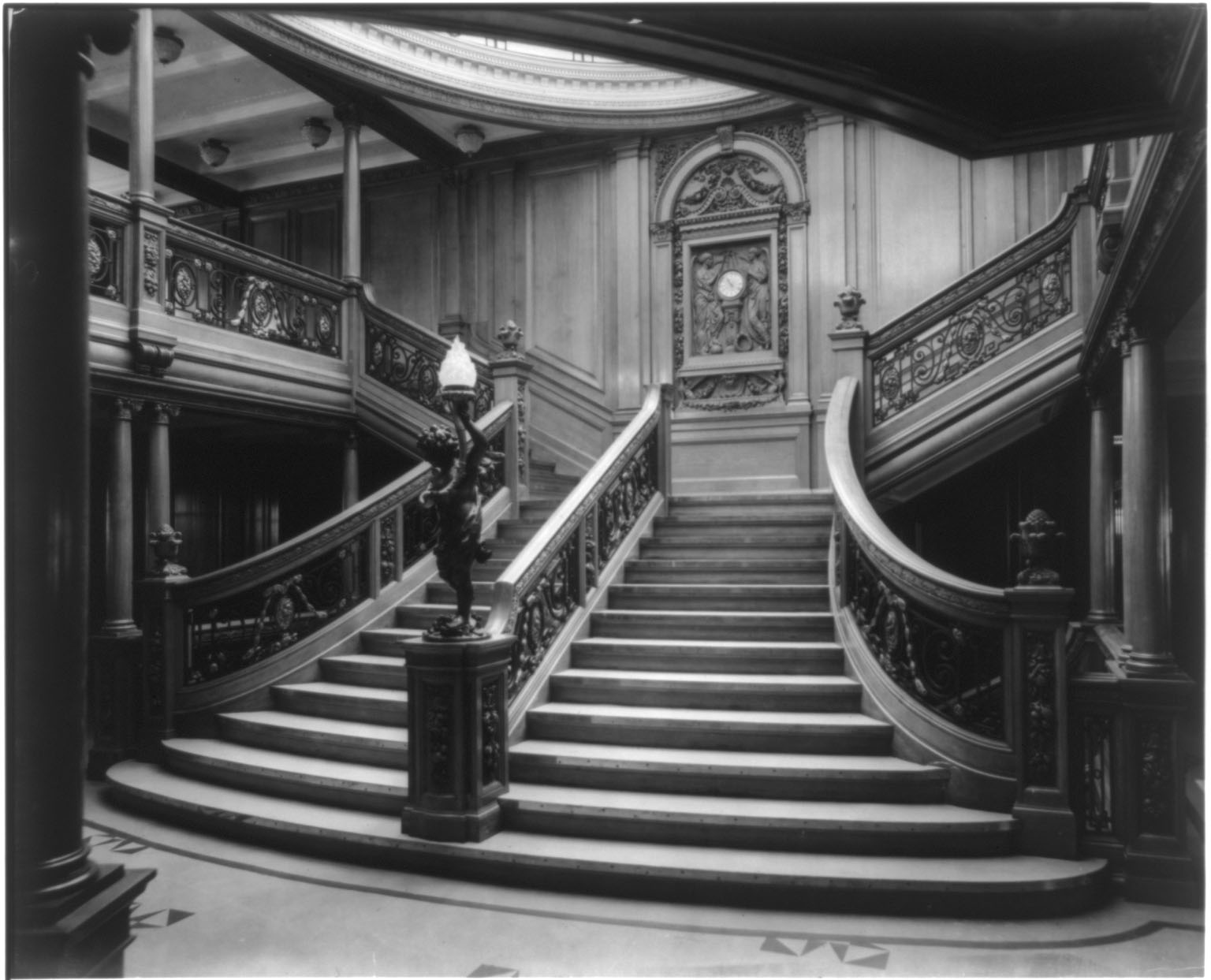 Image result for titanic staircase