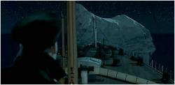 Murdoch voit l'iceberg
