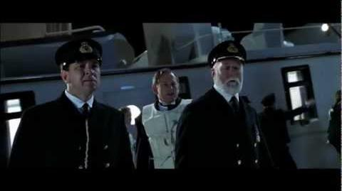 Titanic, 1997 (Deleted scene Boat Six Won't Return) HD 1080p