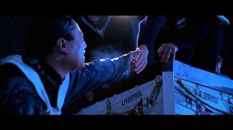 Titanic, 1997 (Deleted scenes Chinese Man Rescue) HD 1080p