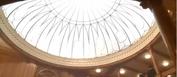 The dome in Titanic (1997)