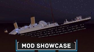 This Titanic Sinking Ship Actually SPLITS IN HALF Garry's Mod Mod Showcase