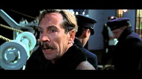 Titanic, 1997 (Deleted scene Ismay Panics) HD 1080p