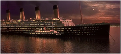 Titanic Cherbourg