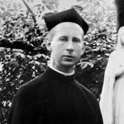 Fr. Browne as a young man