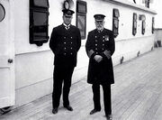 Capt smith and hugh mcelroytitanic